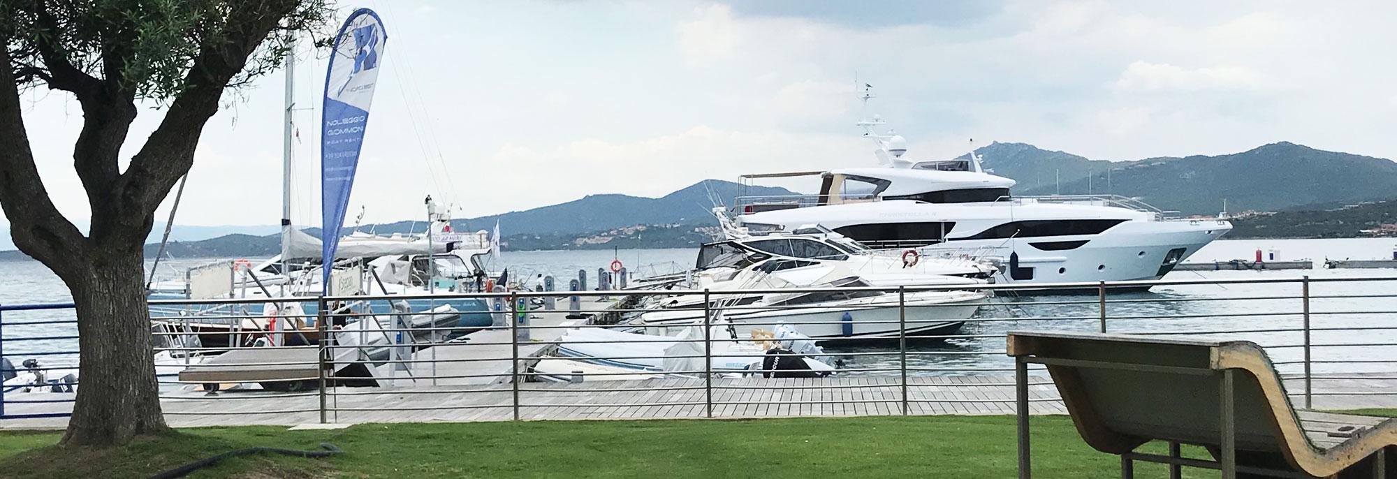 Stepan Posto Barca Golfo Aranci